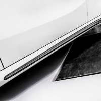 BENZ 奔馳  AMG Carbon Side Skirt Insert  (Stage 1)